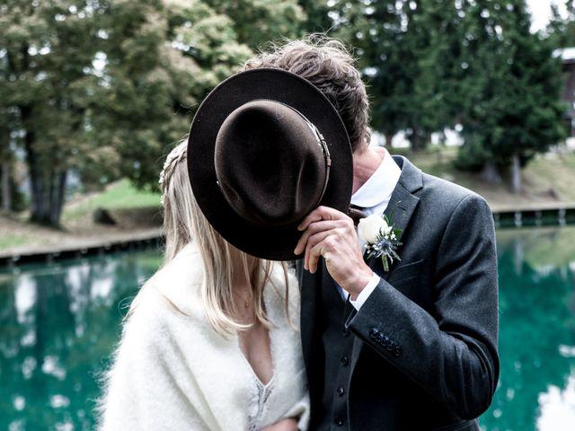 Le mariage de Florent et Mathilde à Les Contamines-Montjoie, Haute-Savoie 29