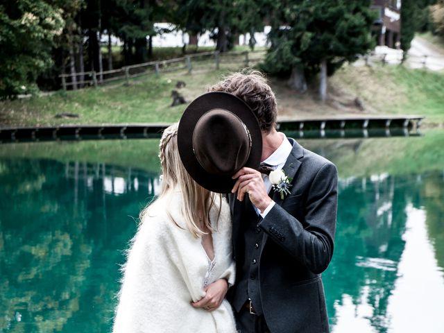 Le mariage de Florent et Mathilde à Les Contamines-Montjoie, Haute-Savoie 30