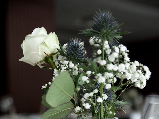 Le mariage de Florent et Mathilde à Les Contamines-Montjoie, Haute-Savoie 48