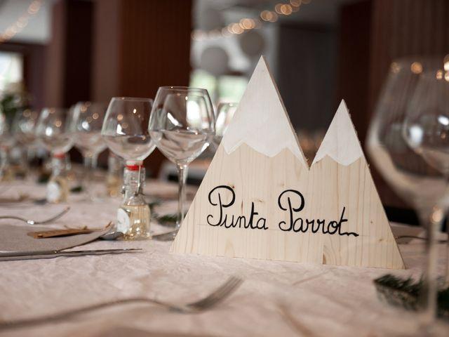 Le mariage de Florent et Mathilde à Les Contamines-Montjoie, Haute-Savoie 49