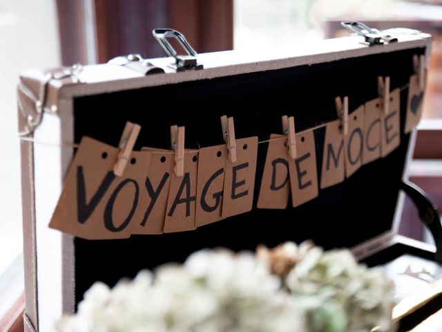 Le mariage de Florent et Mathilde à Les Contamines-Montjoie, Haute-Savoie 50