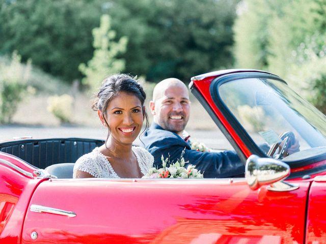 Le mariage de David et Meena à Balizac, Gironde 2