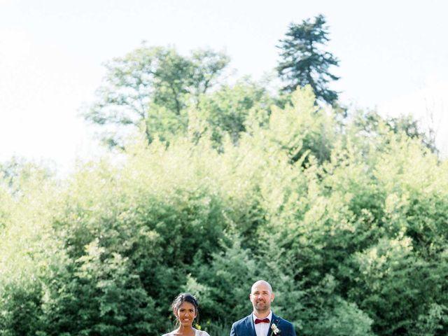 Le mariage de David et Meena à Balizac, Gironde 7