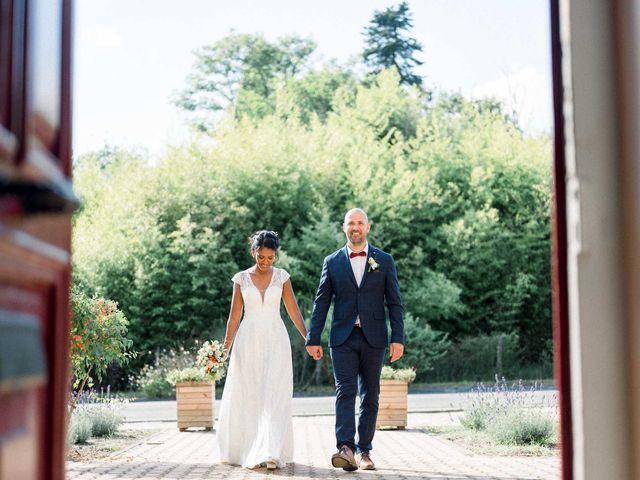 Le mariage de David et Meena à Balizac, Gironde 8