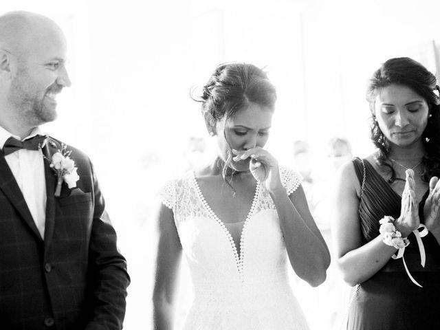 Le mariage de David et Meena à Balizac, Gironde 11