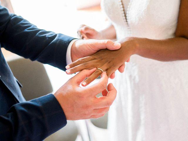 Le mariage de David et Meena à Balizac, Gironde 12