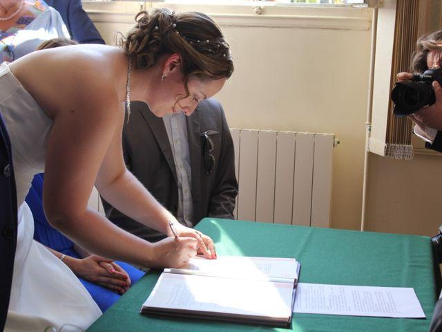 Le mariage de Nathalie et Perric à Bourges, Cher 1
