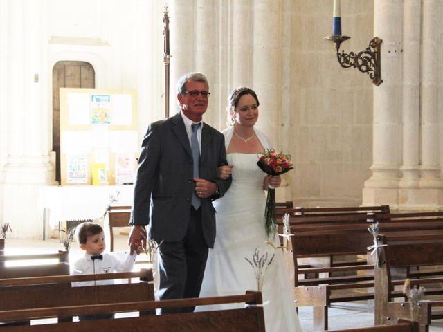Le mariage de Nathalie et Perric à Bourges, Cher 6