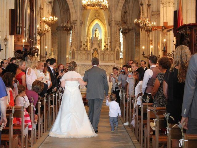 Le mariage de Nathalie et Perric à Bourges, Cher 7
