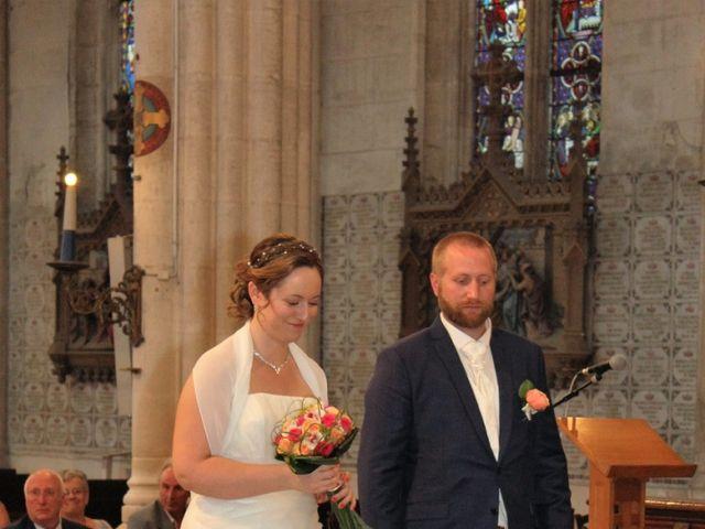 Le mariage de Nathalie et Perric à Bourges, Cher 8