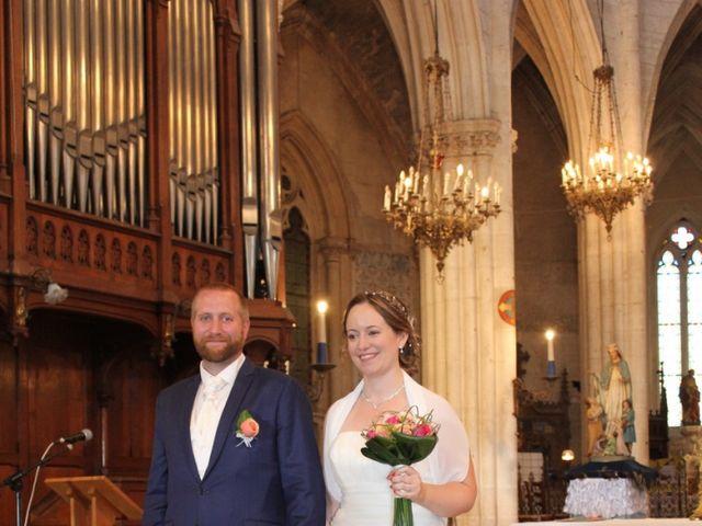 Le mariage de Nathalie et Perric à Bourges, Cher 9