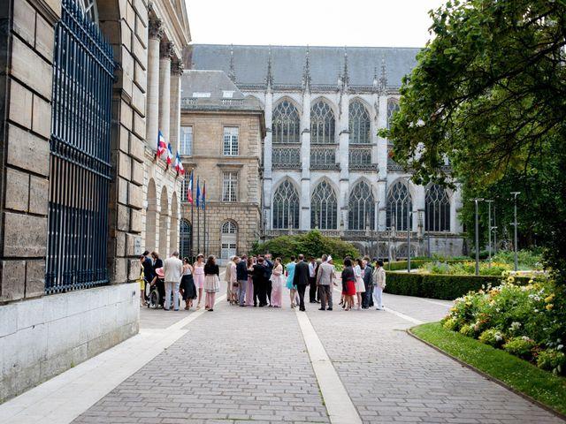 Le mariage de Guillaume et Marianne à Rouen, Seine-Maritime 16