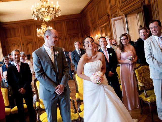 Le mariage de Guillaume et Marianne à Rouen, Seine-Maritime 24