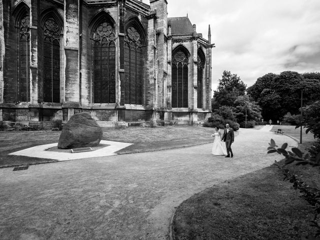 Le mariage de Guillaume et Marianne à Rouen, Seine-Maritime 29