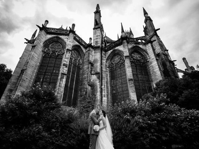 Le mariage de Guillaume et Marianne à Rouen, Seine-Maritime 32