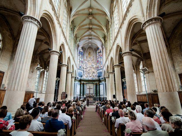 Le mariage de Guillaume et Marianne à Rouen, Seine-Maritime 40