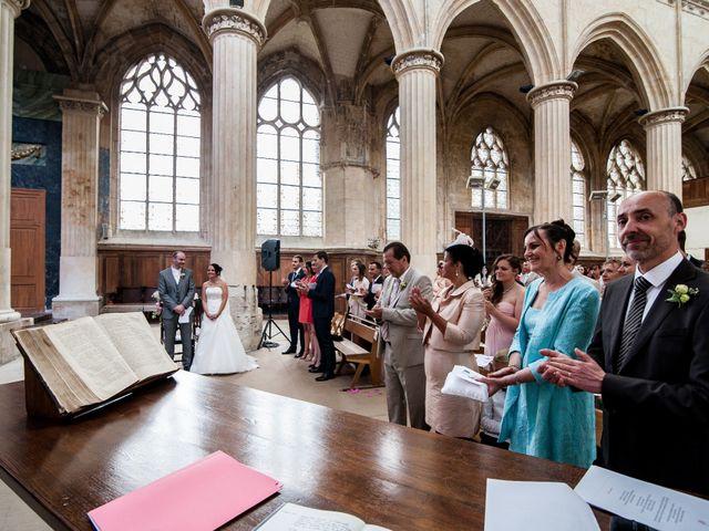 Le mariage de Guillaume et Marianne à Rouen, Seine-Maritime 44