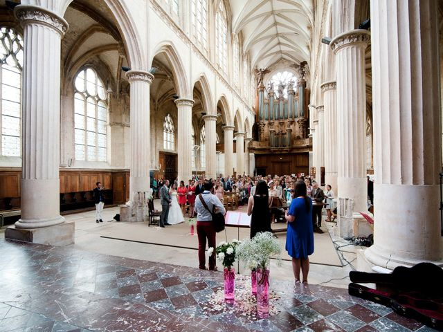 Le mariage de Guillaume et Marianne à Rouen, Seine-Maritime 45