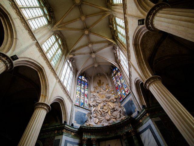 Le mariage de Guillaume et Marianne à Rouen, Seine-Maritime 47