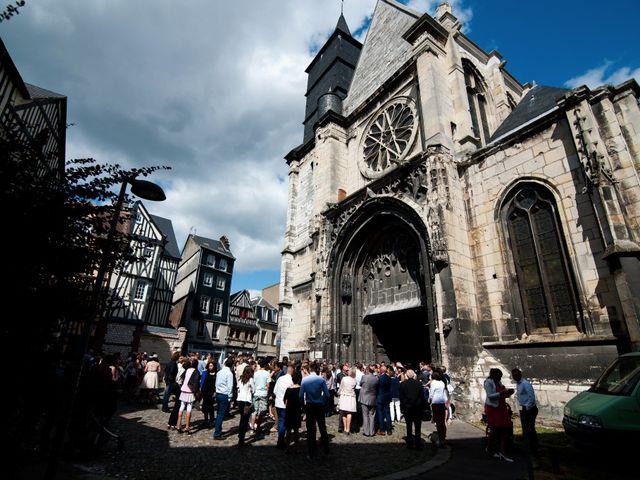 Le mariage de Guillaume et Marianne à Rouen, Seine-Maritime 52