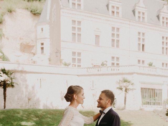 Le mariage de Aude et Maxime à Loches, Indre-et-Loire 12