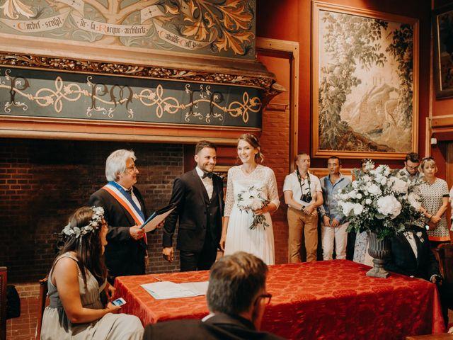 Le mariage de Aude et Maxime à Loches, Indre-et-Loire 17