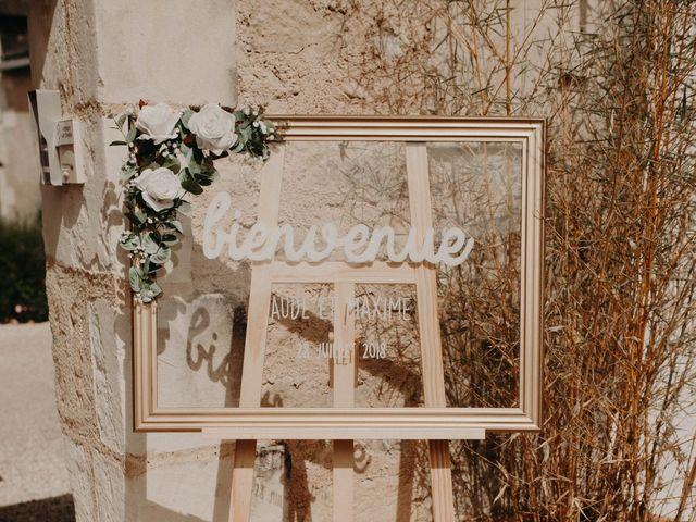 Le mariage de Aude et Maxime à Loches, Indre-et-Loire 20