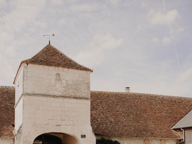 Le mariage de Aude et Maxime à Loches, Indre-et-Loire 23