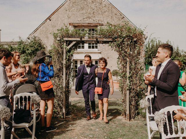 Le mariage de Aude et Maxime à Loches, Indre-et-Loire 33