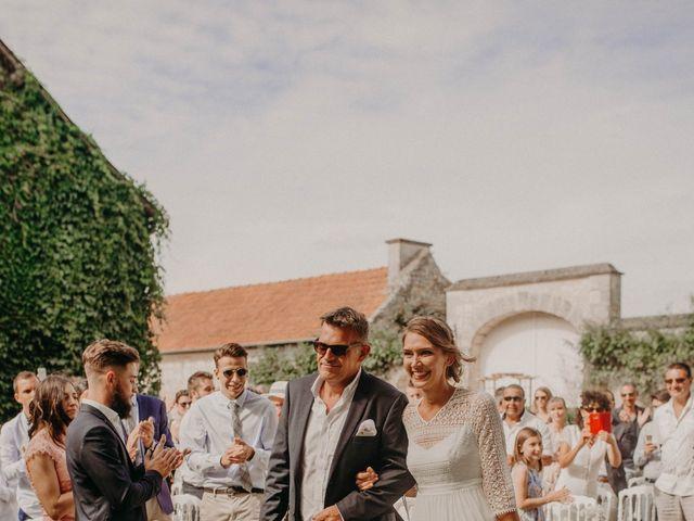 Le mariage de Aude et Maxime à Loches, Indre-et-Loire 34