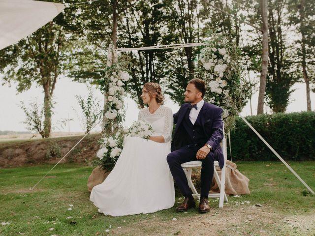 Le mariage de Aude et Maxime à Loches, Indre-et-Loire 35