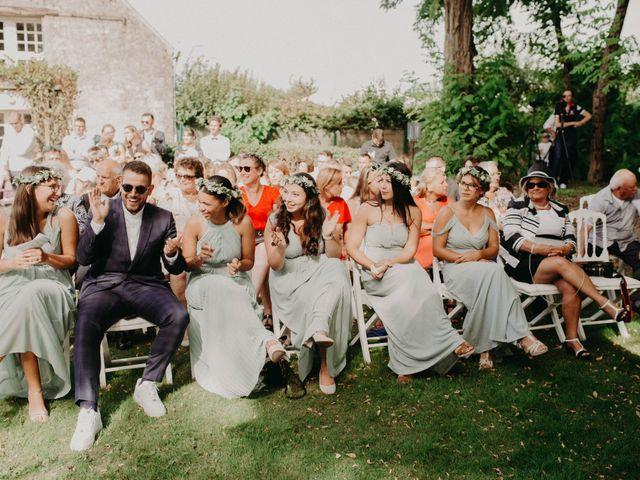 Le mariage de Aude et Maxime à Loches, Indre-et-Loire 37