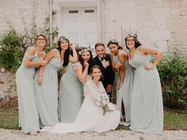 Le mariage de Aude et Maxime à Loches, Indre-et-Loire 43