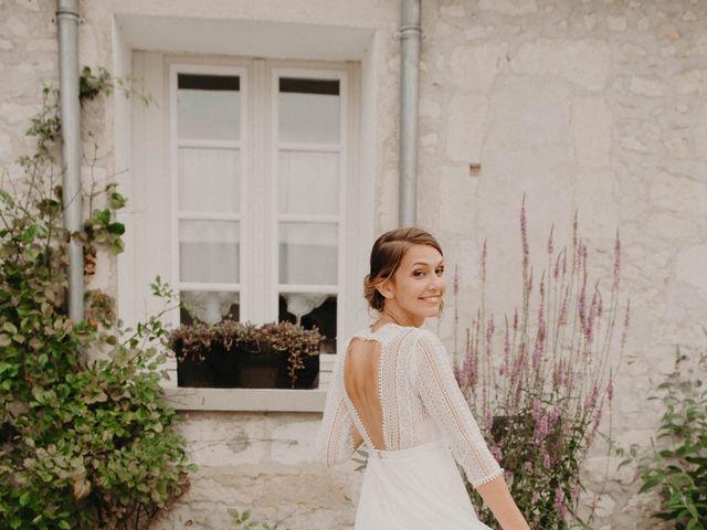 Le mariage de Aude et Maxime à Loches, Indre-et-Loire 44