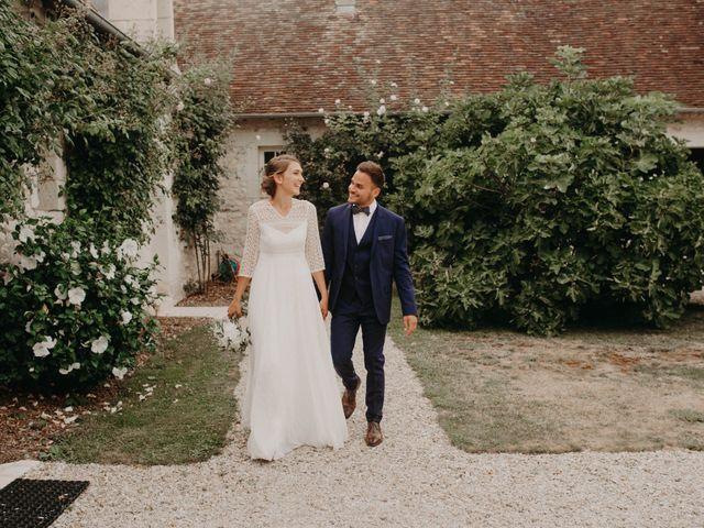 Le mariage de Aude et Maxime à Loches, Indre-et-Loire 48