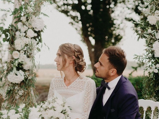 Le mariage de Aude et Maxime à Loches, Indre-et-Loire 56