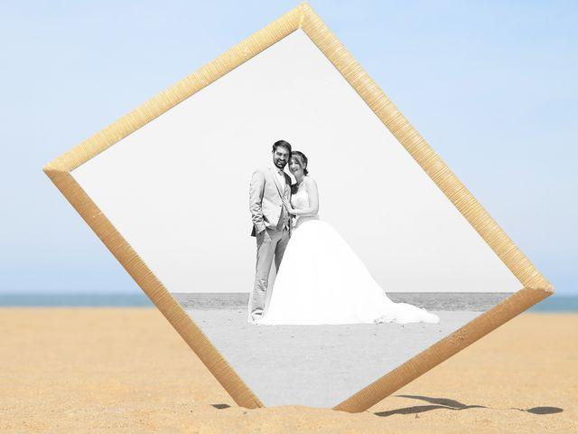 Le mariage de Éloïse et Thibault