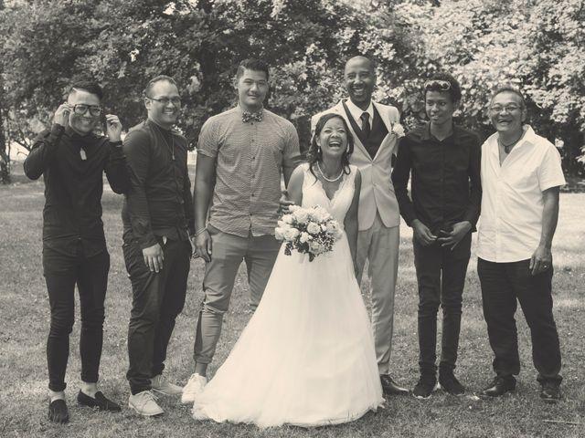 Le mariage de Gregory et Nathalie à Villeneuve-le-Comte, Seine-et-Marne 30