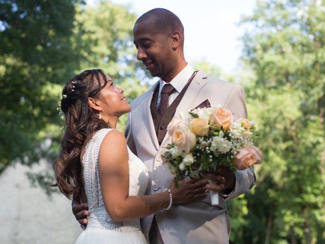 Le mariage de Nathalie et Gregory