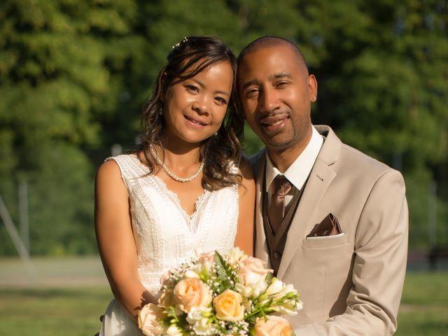 Le mariage de Gregory et Nathalie à Villeneuve-le-Comte, Seine-et-Marne 35