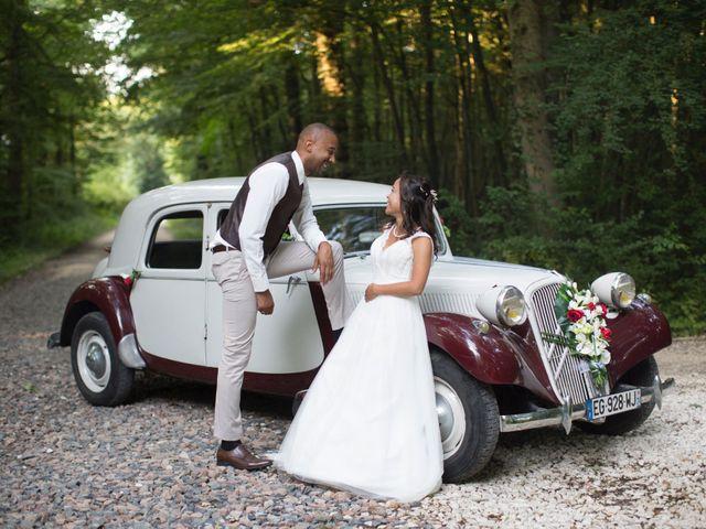 Le mariage de Gregory et Nathalie à Villeneuve-le-Comte, Seine-et-Marne 41