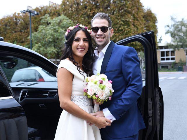 Le mariage de Gary et Sarah à Villeron, Val-d'Oise 3
