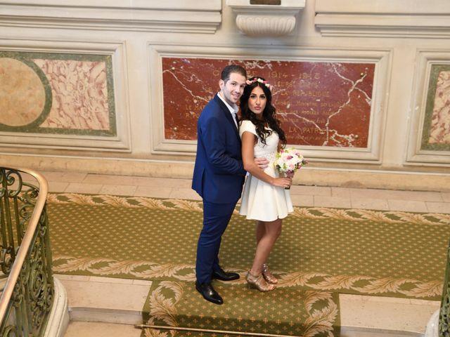 Le mariage de Gary et Sarah à Villeron, Val-d'Oise 4