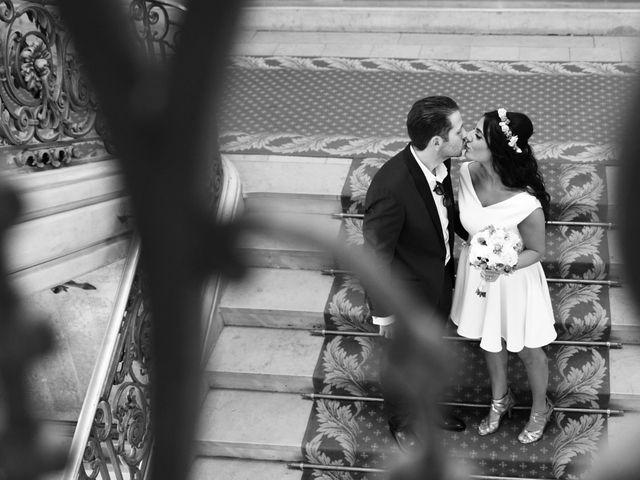 Le mariage de Gary et Sarah à Villeron, Val-d'Oise 5