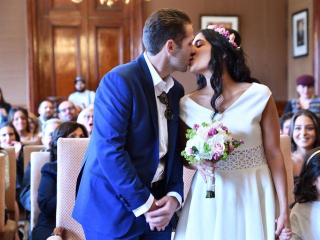 Le mariage de Gary et Sarah à Villeron, Val-d'Oise 7