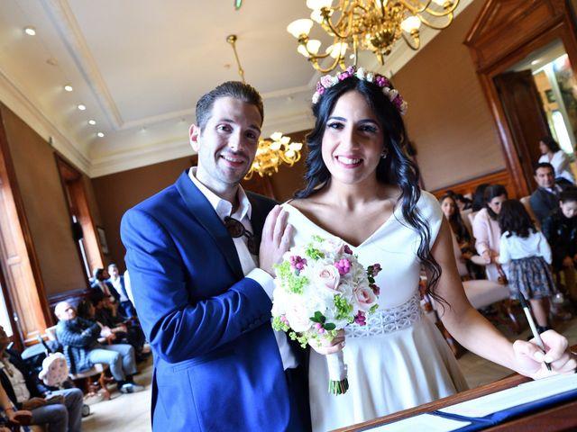 Le mariage de Gary et Sarah à Villeron, Val-d'Oise 8