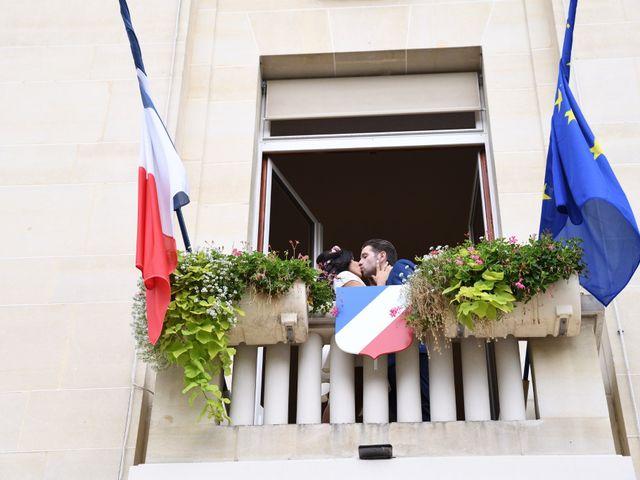 Le mariage de Gary et Sarah à Villeron, Val-d'Oise 14