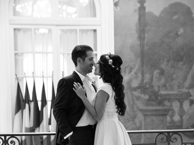 Le mariage de Gary et Sarah à Villeron, Val-d'Oise 15
