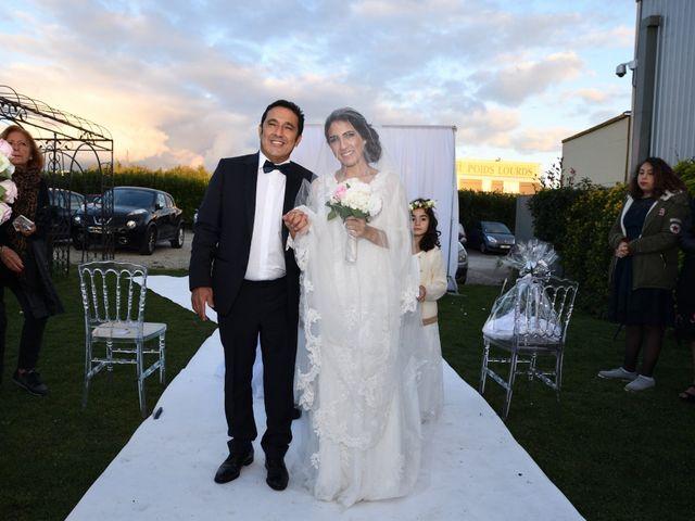 Le mariage de Gary et Sarah à Villeron, Val-d'Oise 35