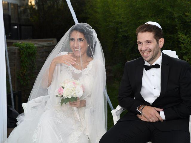 Le mariage de Gary et Sarah à Villeron, Val-d'Oise 42